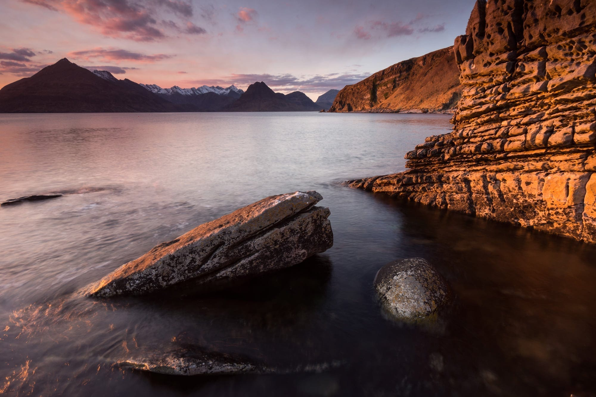 Elgol Sunset - Isle of Skye Photography Workshop