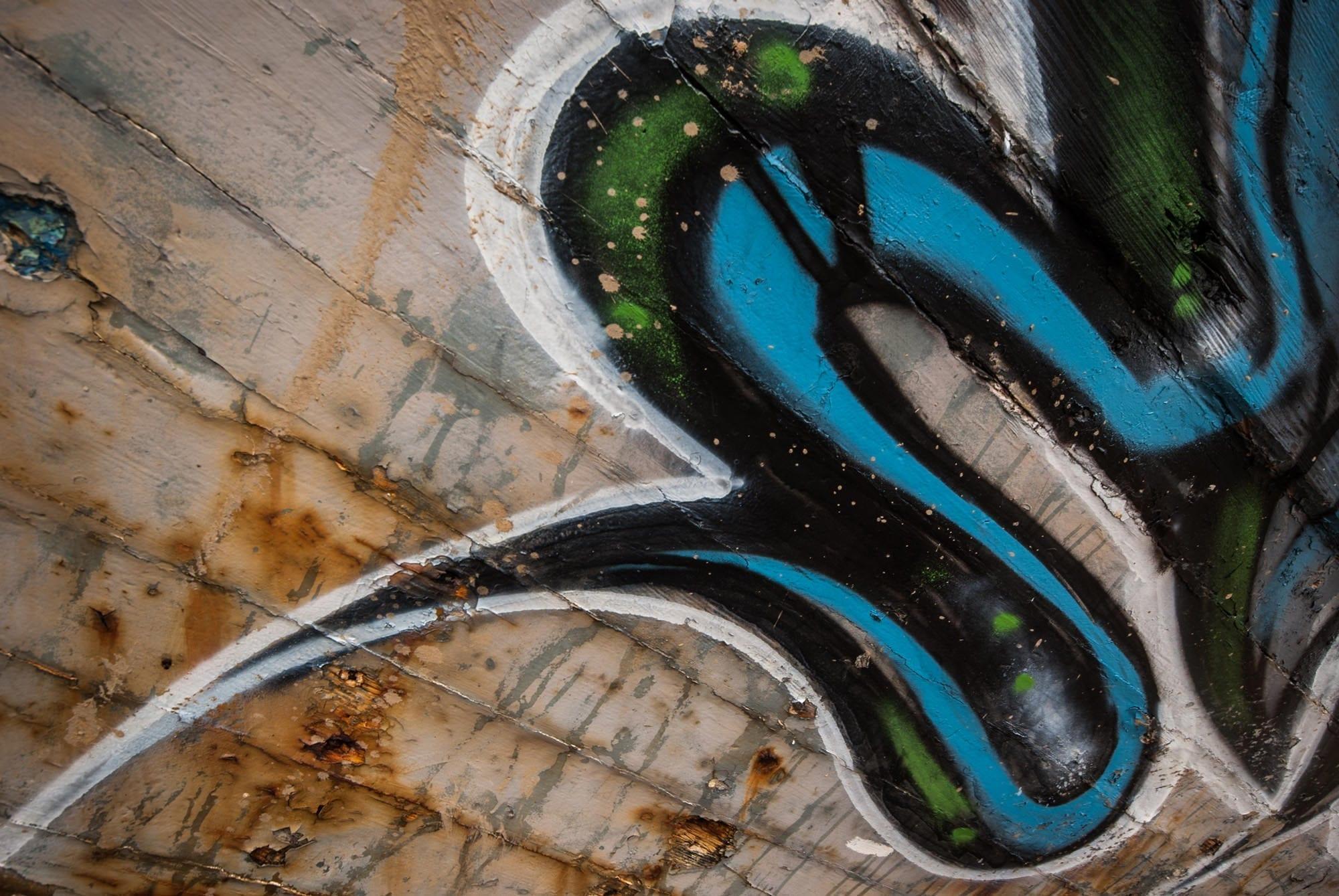 S Graffiti