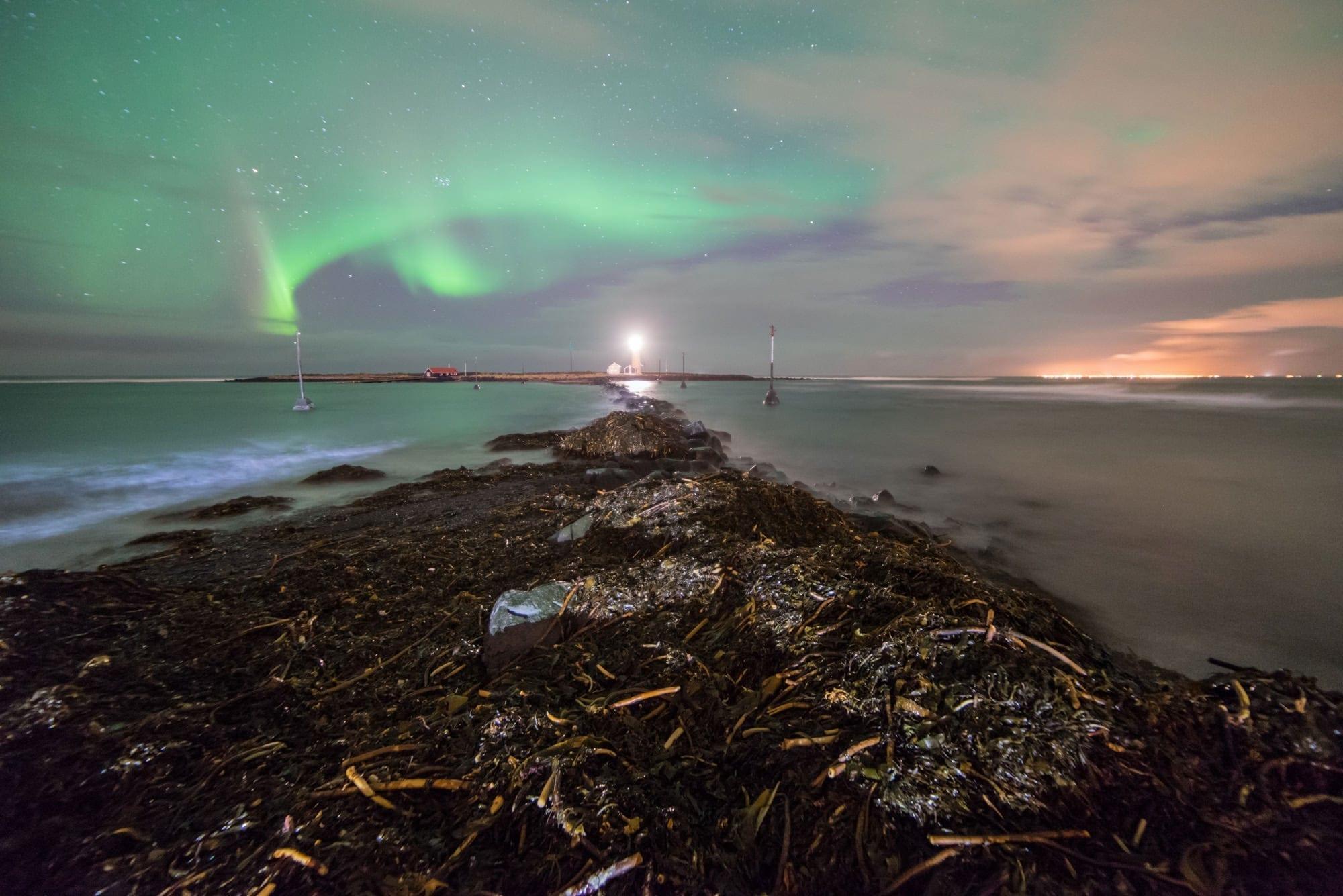 Grotta Aurora - Iceland Photography