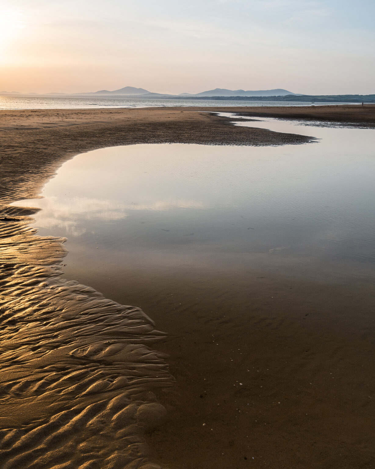 Harlech Sunset – Wales Landscape Photography