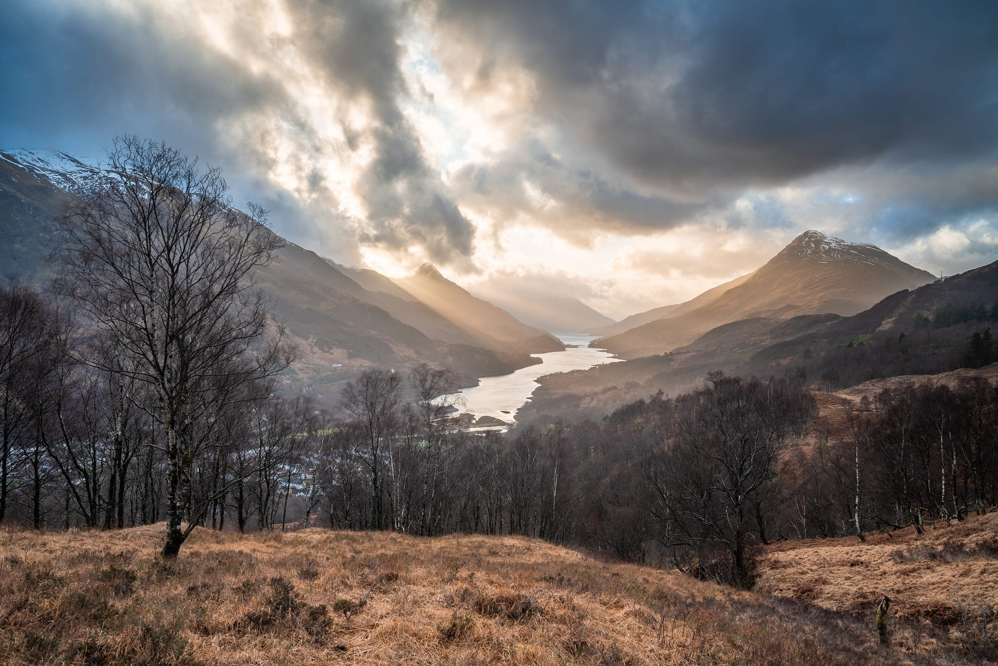 Kinlochleven Viewpoint - Scotland Landscape Photography