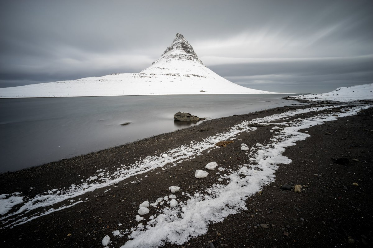 Kirkjufell - Church Mountain - Iceland Photography