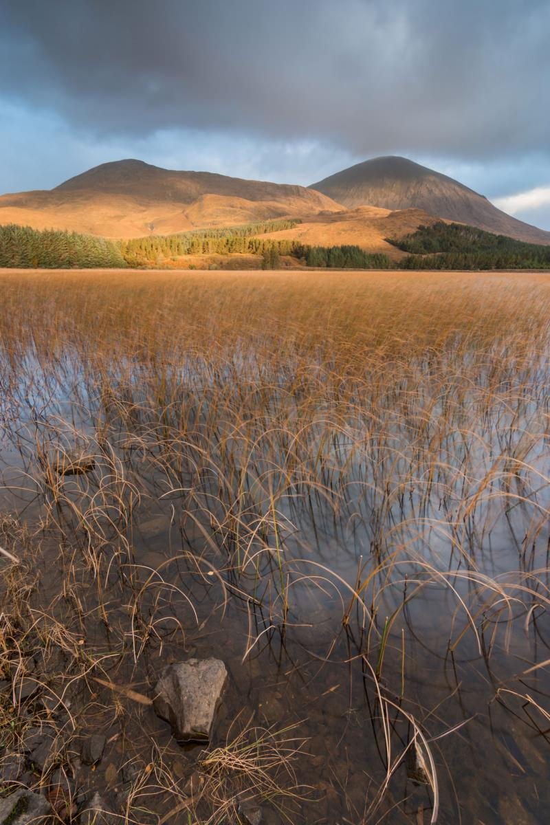 Loch Cill Chriosd aka The Hairy Loch Sunrise - Scotland Photography