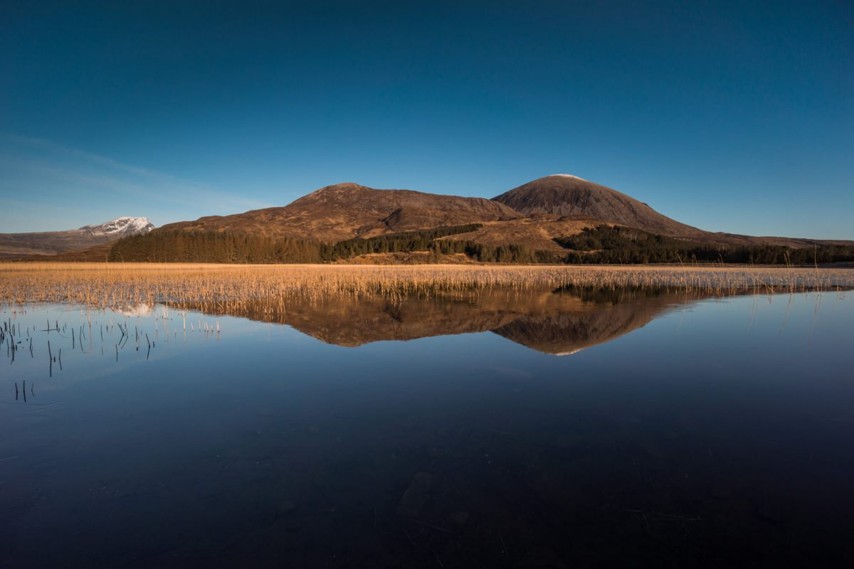 Loch Cill Chriosd Reflections - Scotland Photography