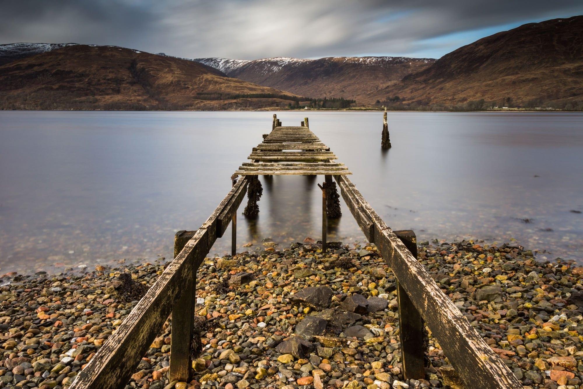Loch Linnhe - Scotland Photography