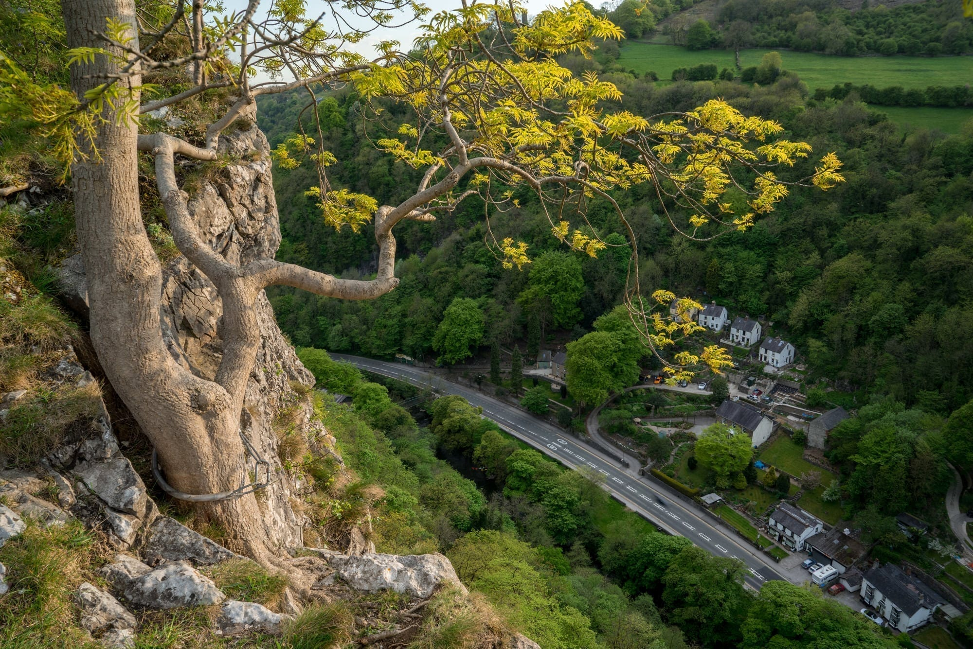 High Tor Matlock Bath - Peak District Through The Lens Photography Workshop