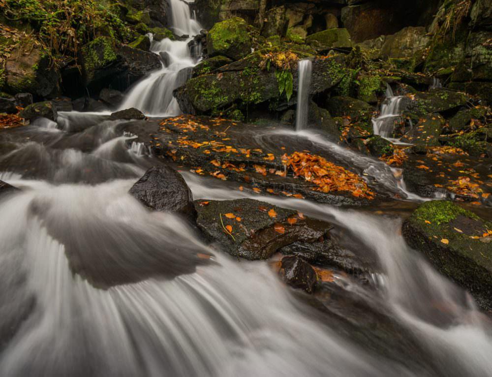 Autumn in the Peak District