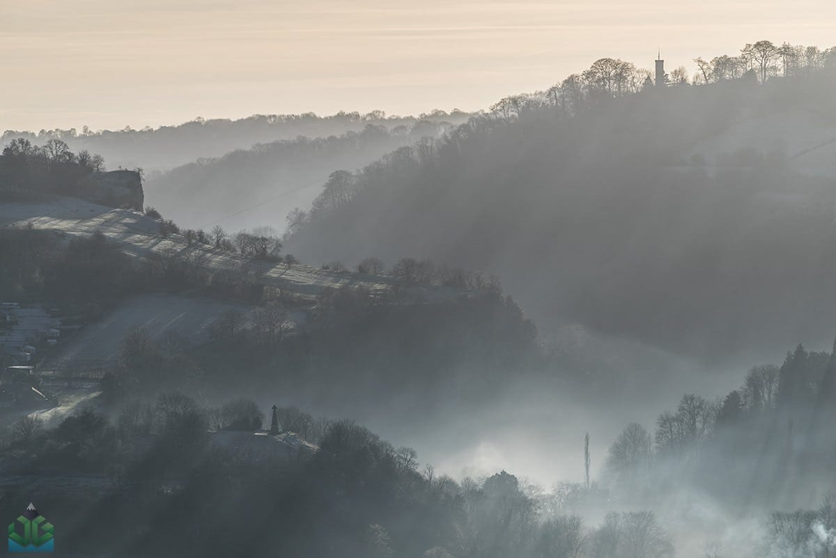 Matlock Mists - Winter in the Peak District Photography Workshop