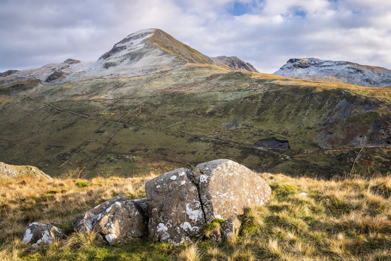 Moelwyn Mawr from Cnicht – Snowdonia Landscape Photography