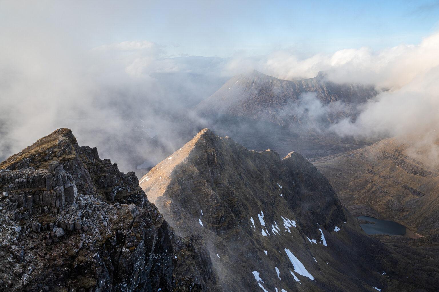 Mullach an Raithan – Liathach – Scotland Photography
