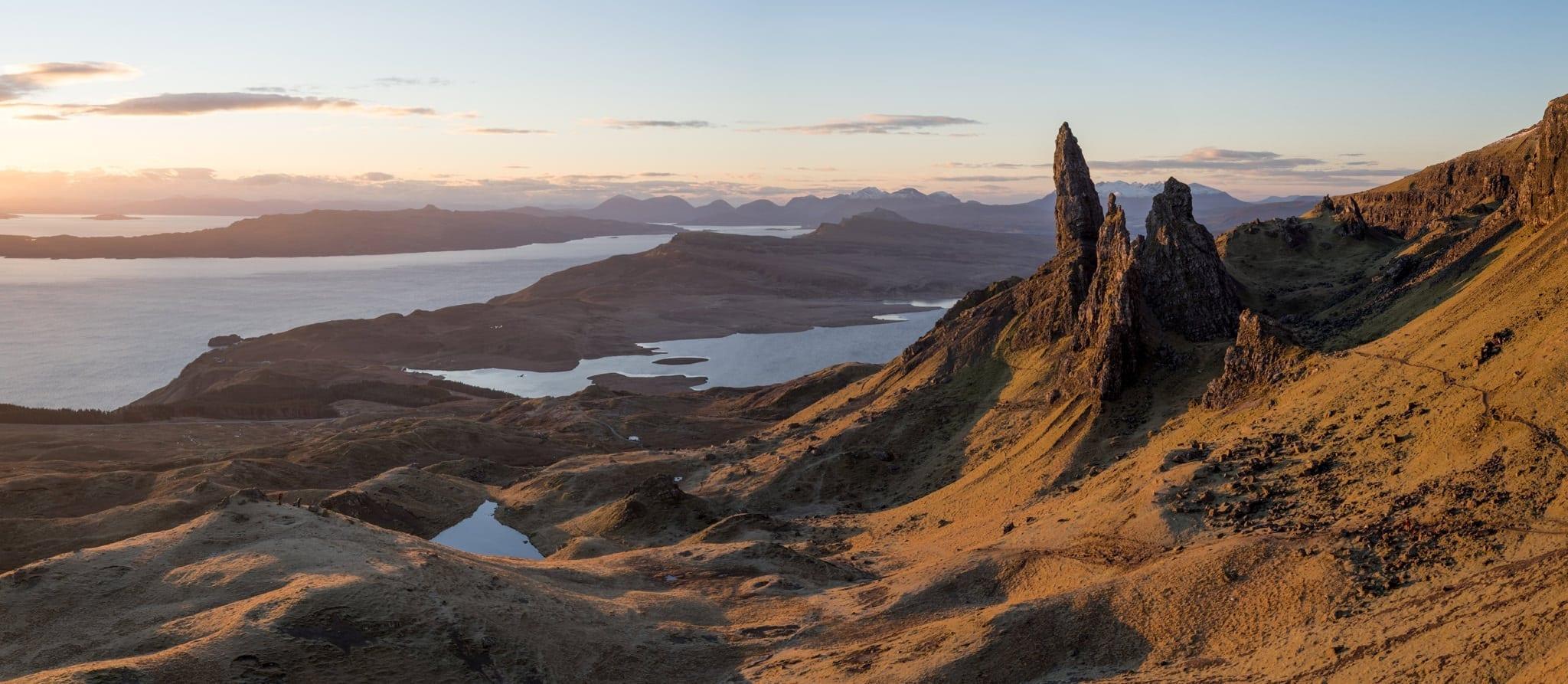 Old Man of Storr Sunrise - Scotland Photography