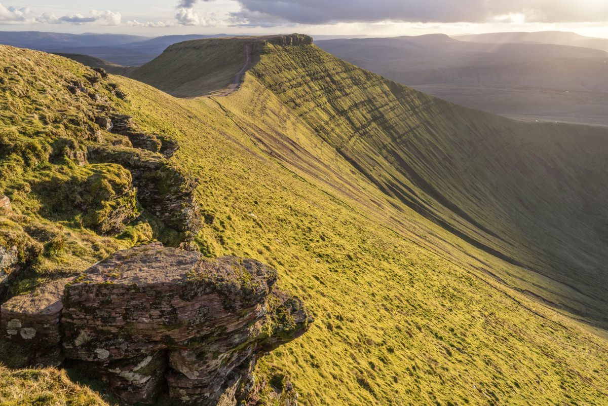 Pen-Y-Fan Sunset - Brecon Beacons Photography