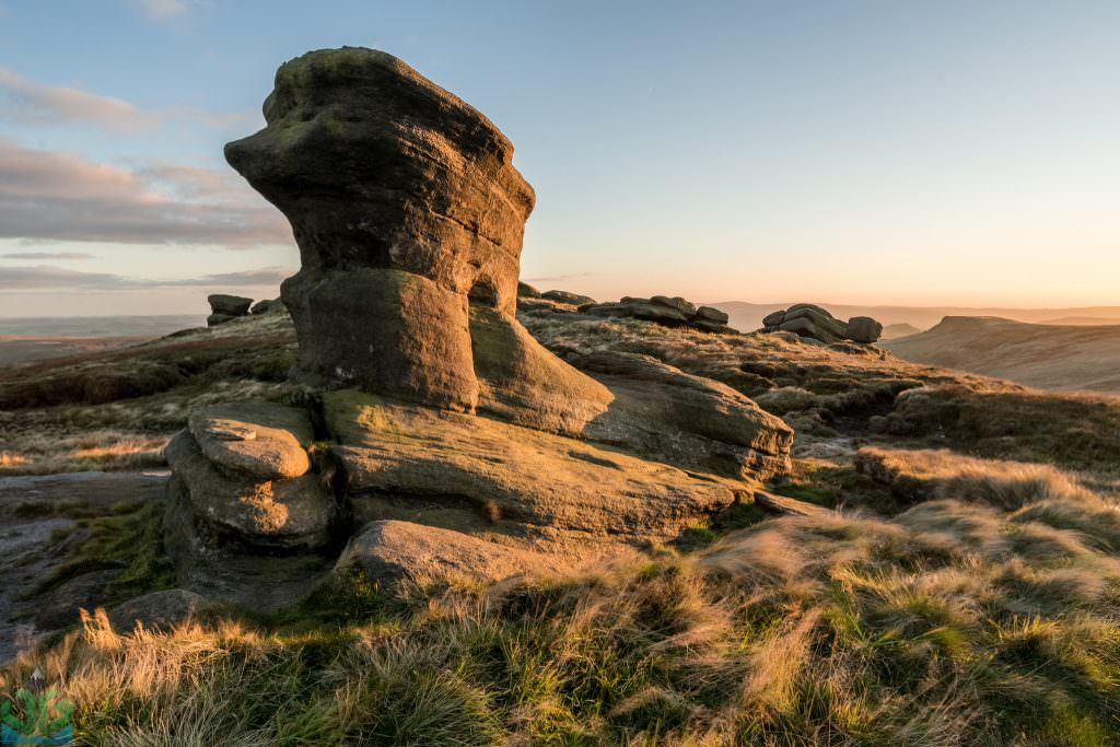Pym Chair - Peak District Photography