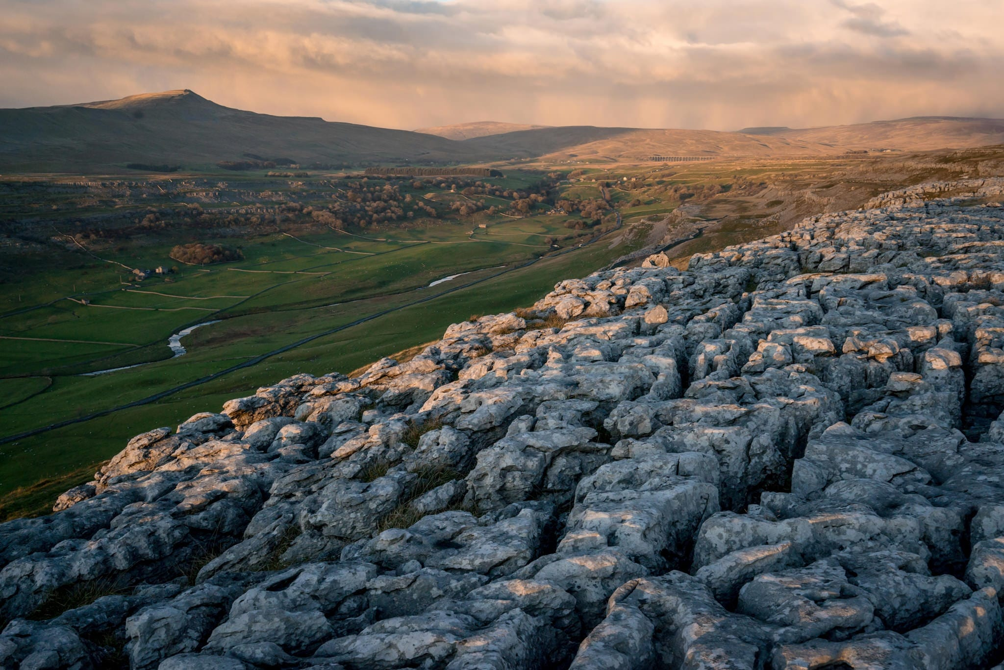 Raven Scar - Yorkshire Dales Photography