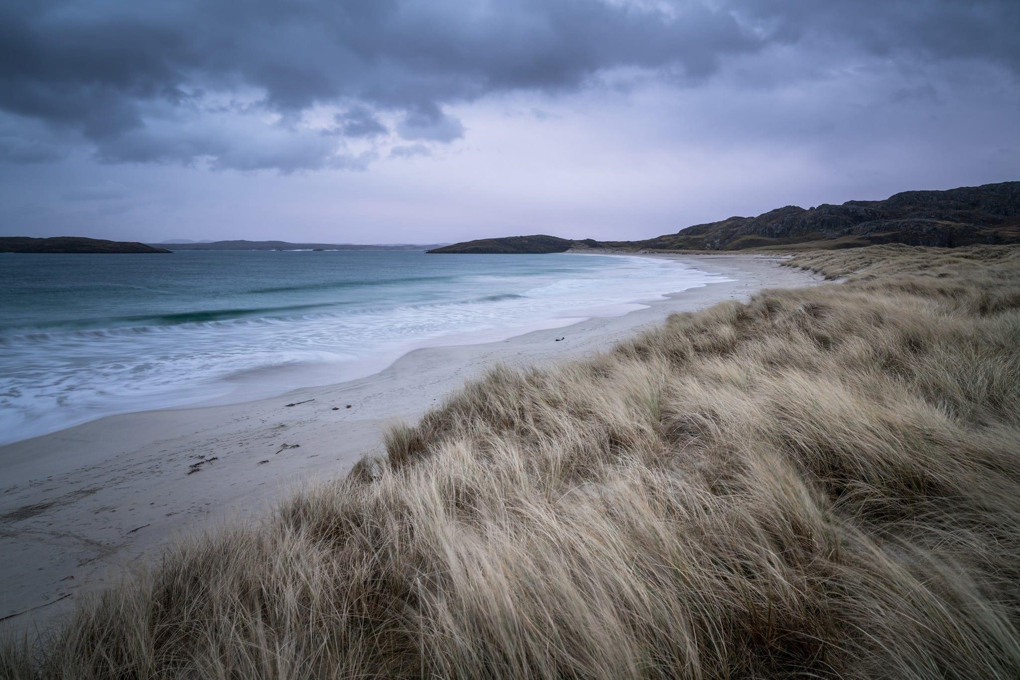Reif Beach- Scotland Landscape Photography