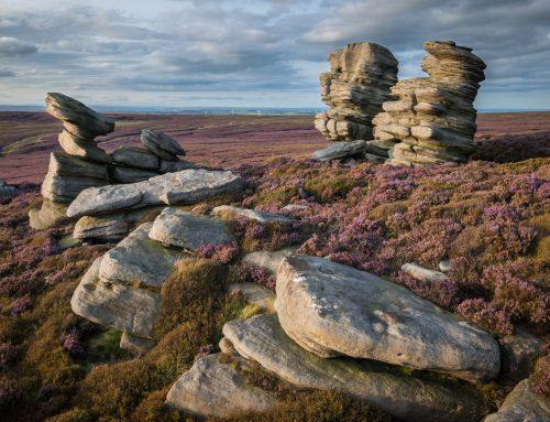 The Rocking Stones and Crow Stones