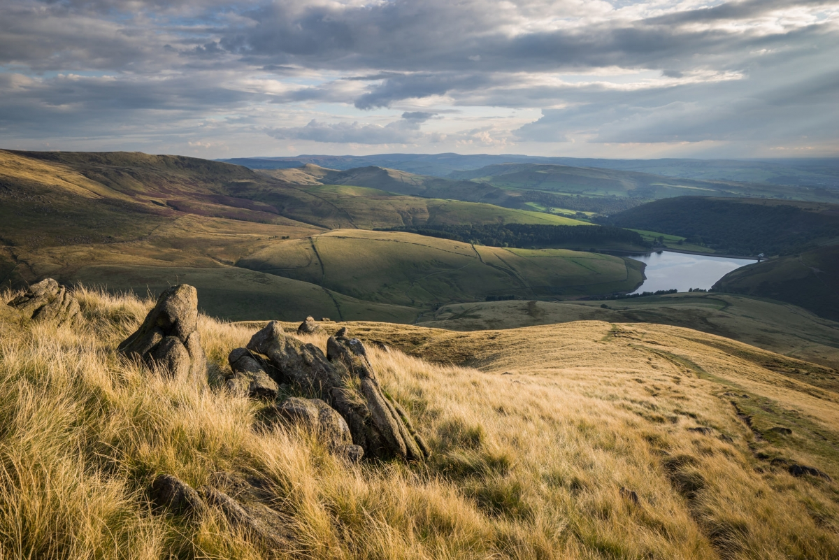Sandy Heys - Kinder Scout - Peak District Photography
