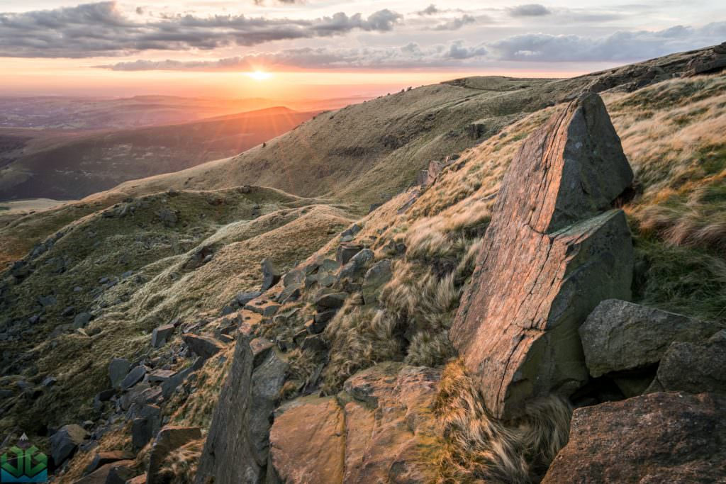 Sandy Heys - Kinder Scout - Peak District Photography
