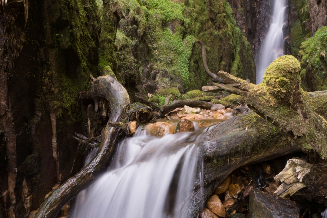Scale Force Waterfall - Lake District Photography