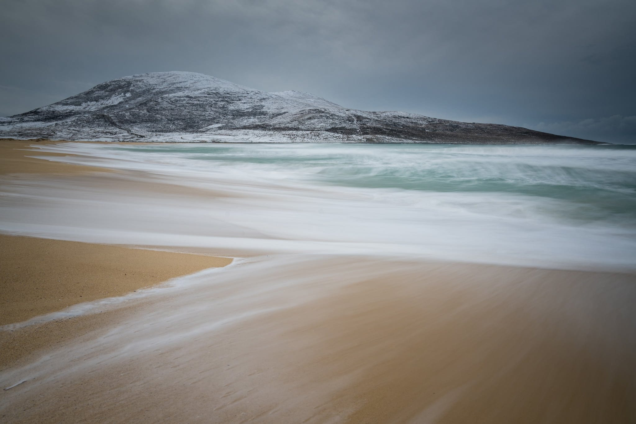 Scarista Beach - Scotland Landscape Photography