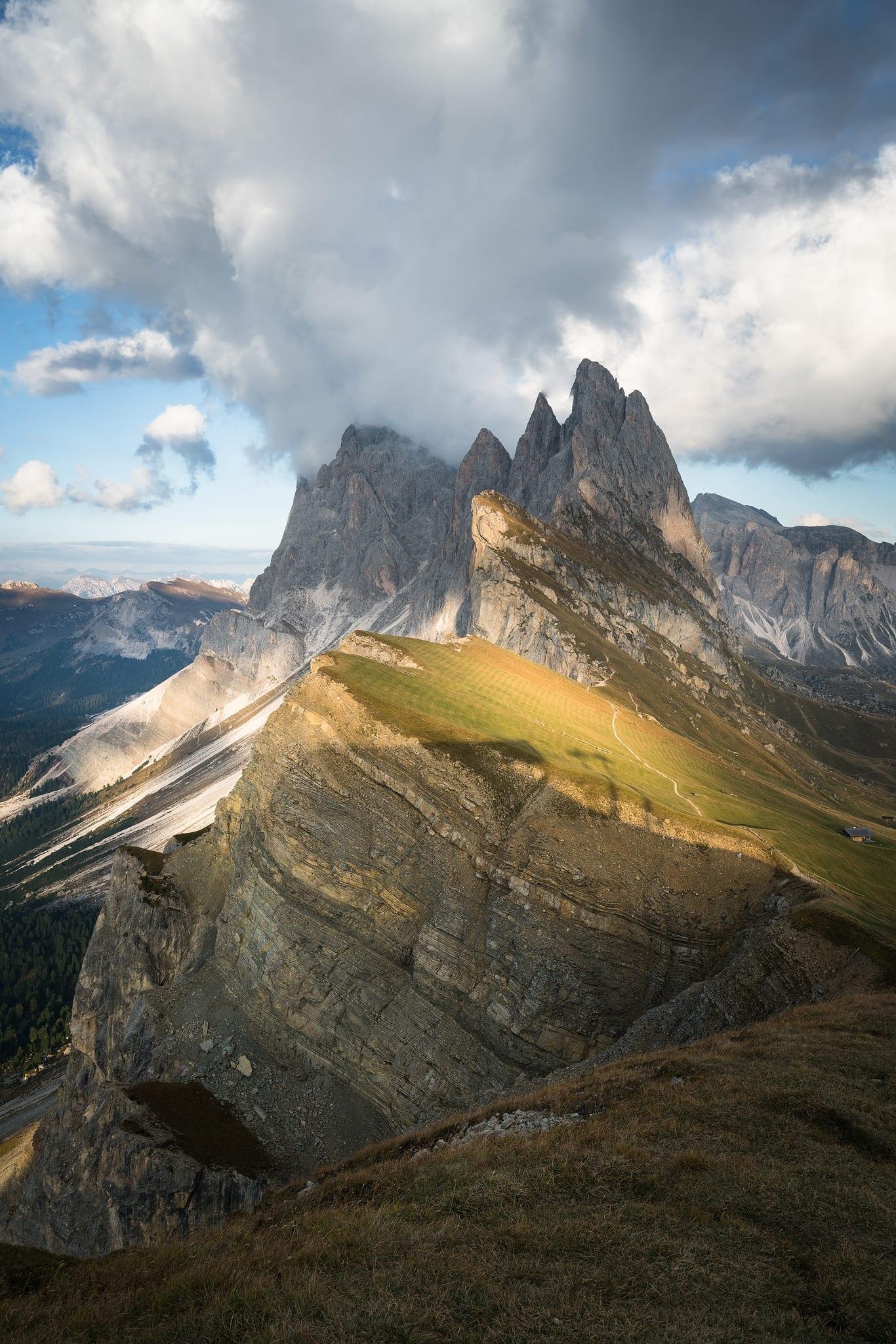 Seceda - Italian Dolomites Landscape Photography