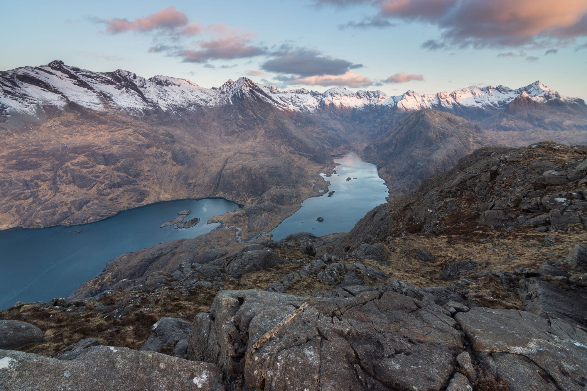Sgurr Na Stri Sunrise - Scotland Photography
