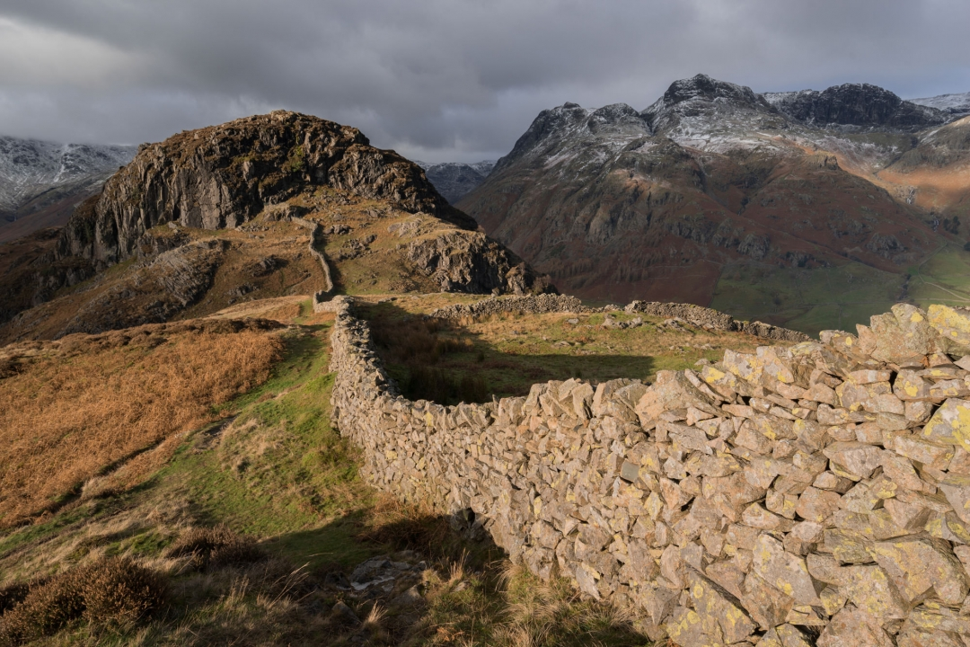 Side Pike to Langdale Pikes - Lake District Photography