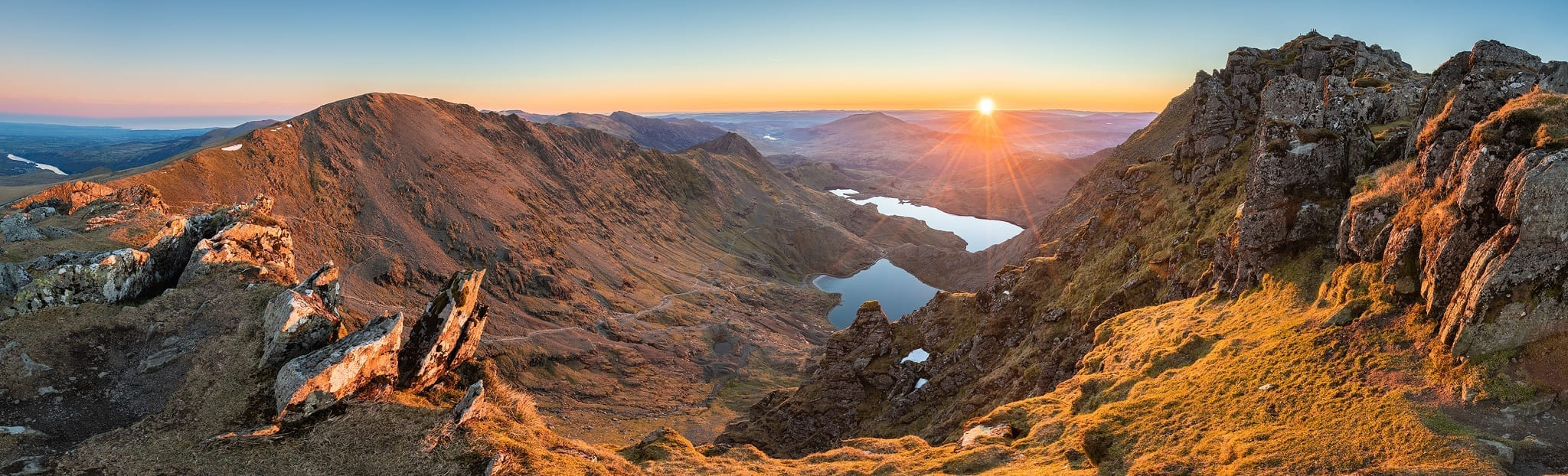 Snowdon Sunrise - Snowdonia Wild Camping Photography Workshop