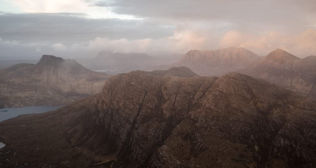 Stac Polliadh - Cul Beag - Cul Mor - Scotland Photography Workshops