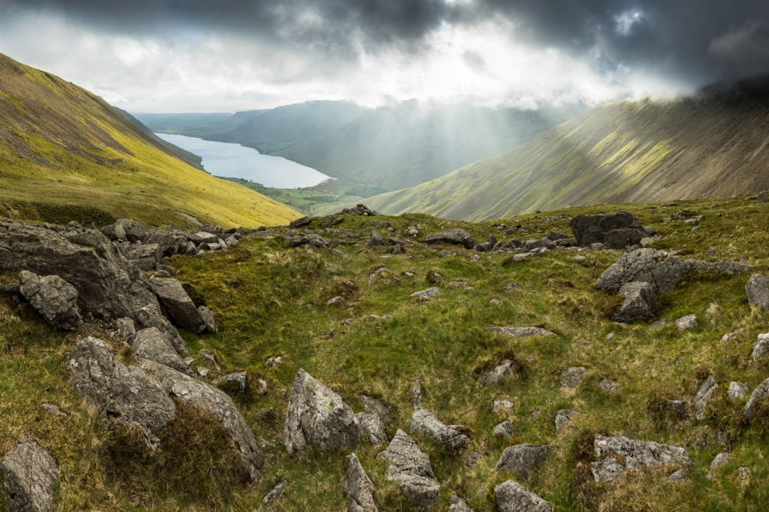 Wasdale Storms - Lake District Photography