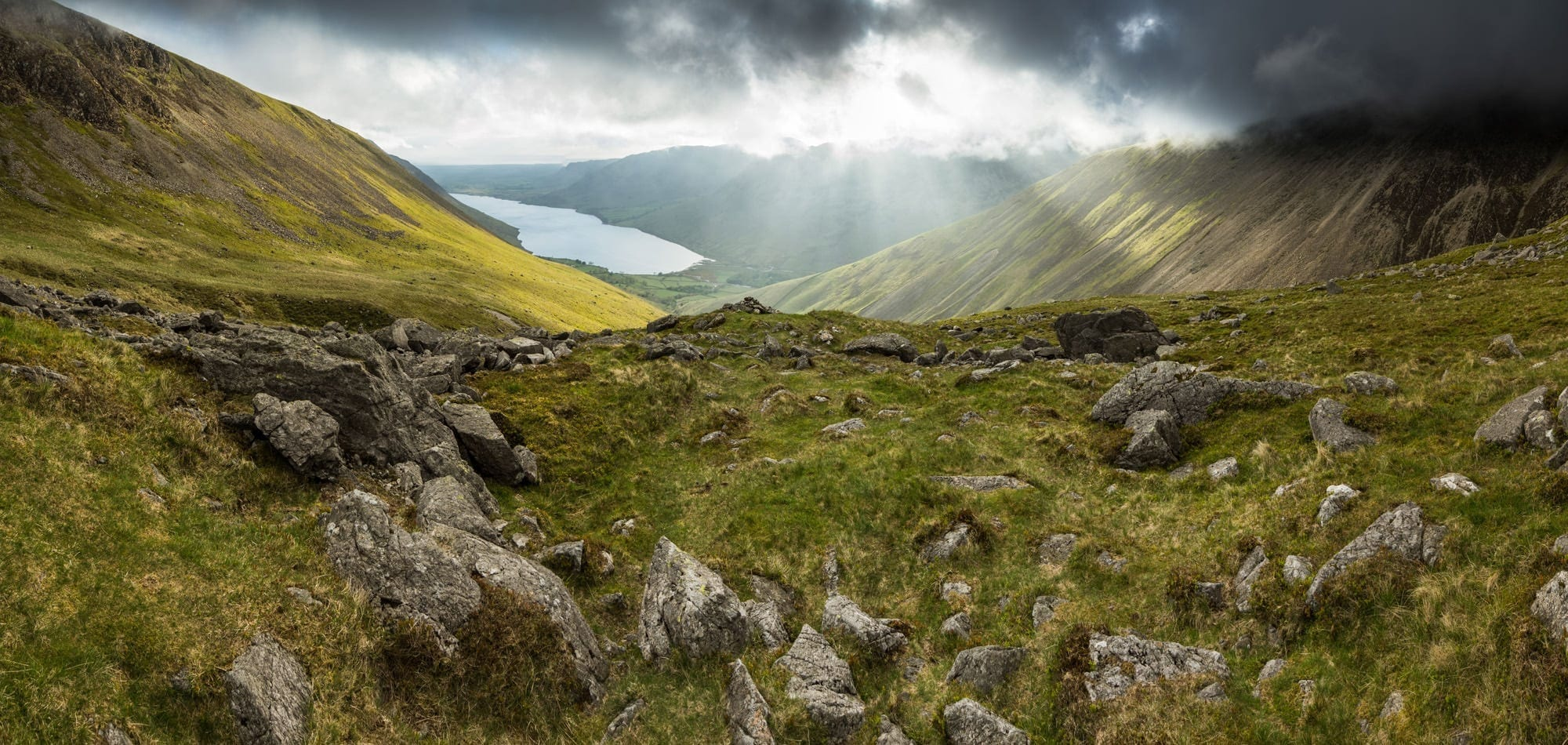 Storms Over Wasdale - Wild Camping Photography Workshop