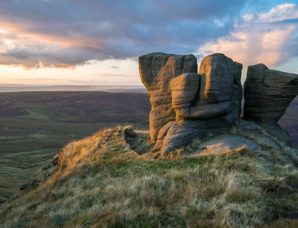 The Boxing Gloves – Kinder Scout