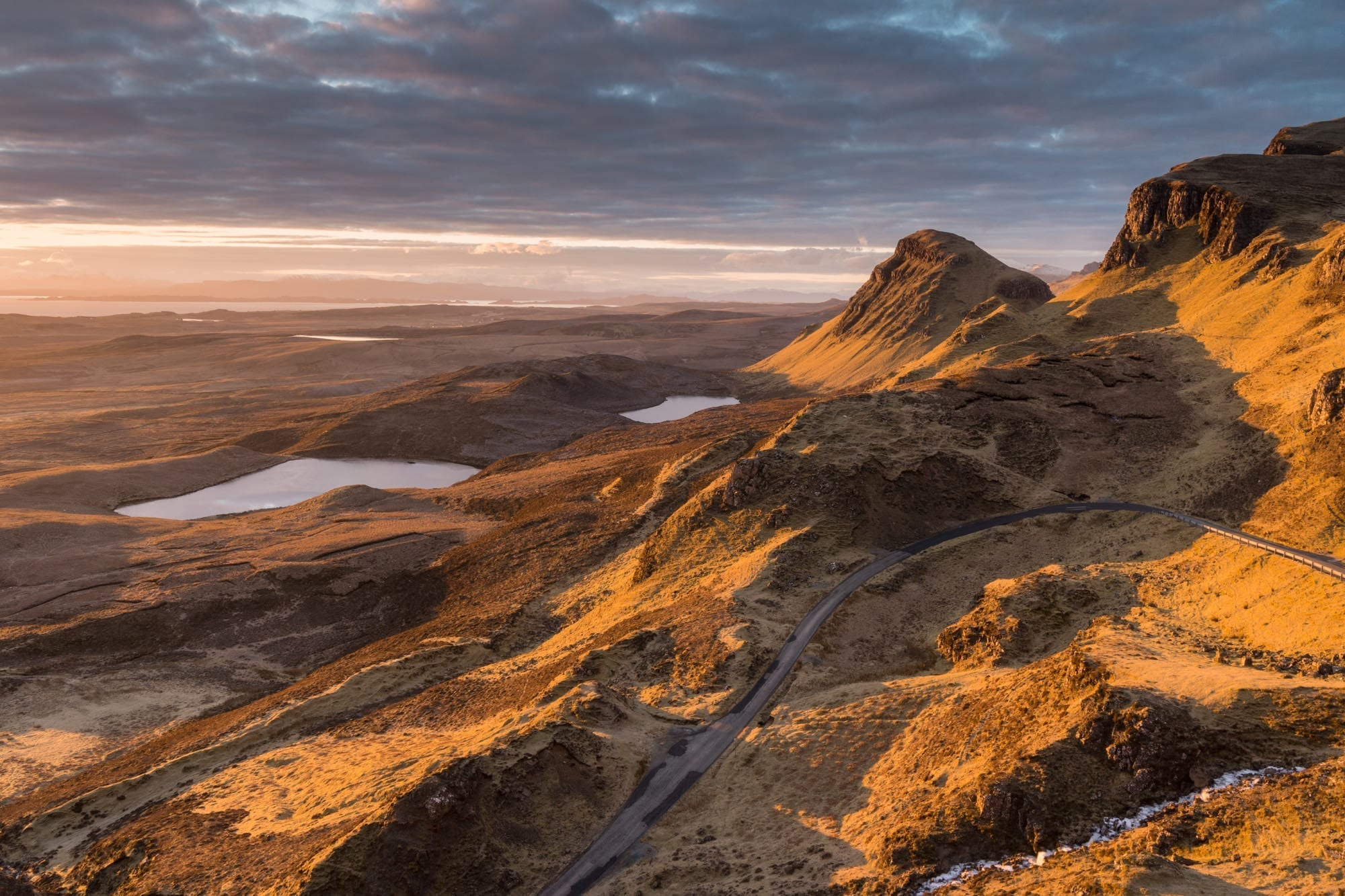 The Quiraing Sunrise - Isle of Skye Photography Workshop
