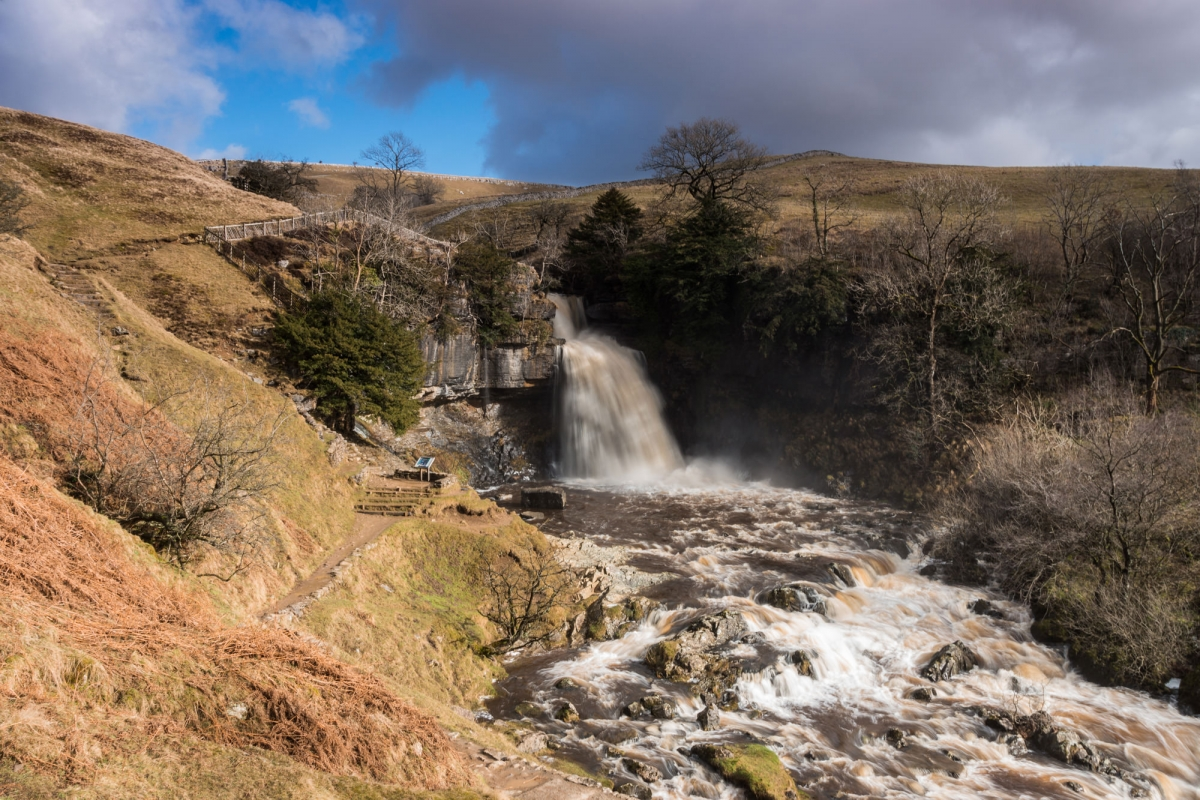 Thornton Force - Yorkshire Dales Photography