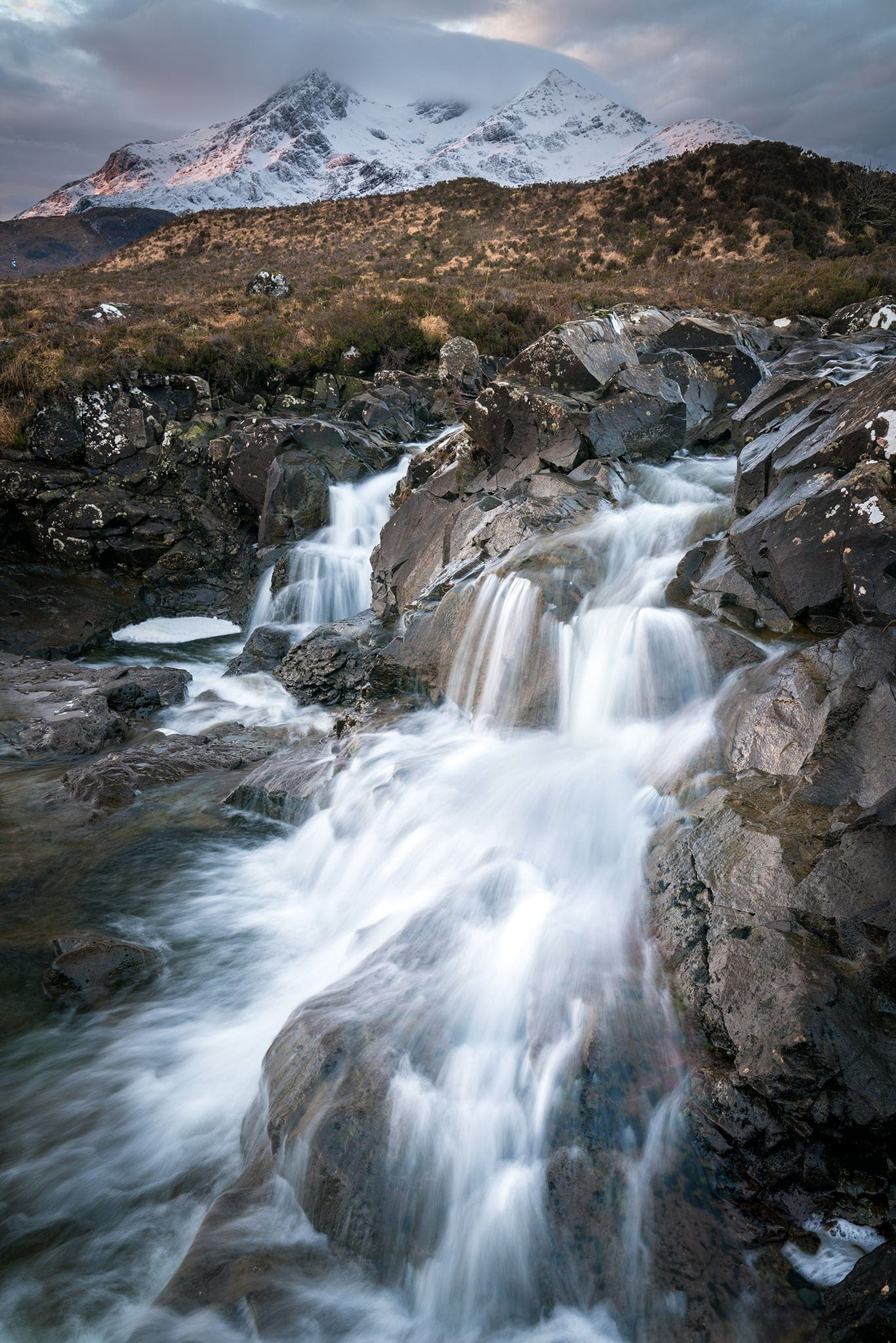 Allt Dearg Mor - Isle of Skye Photography Workshop