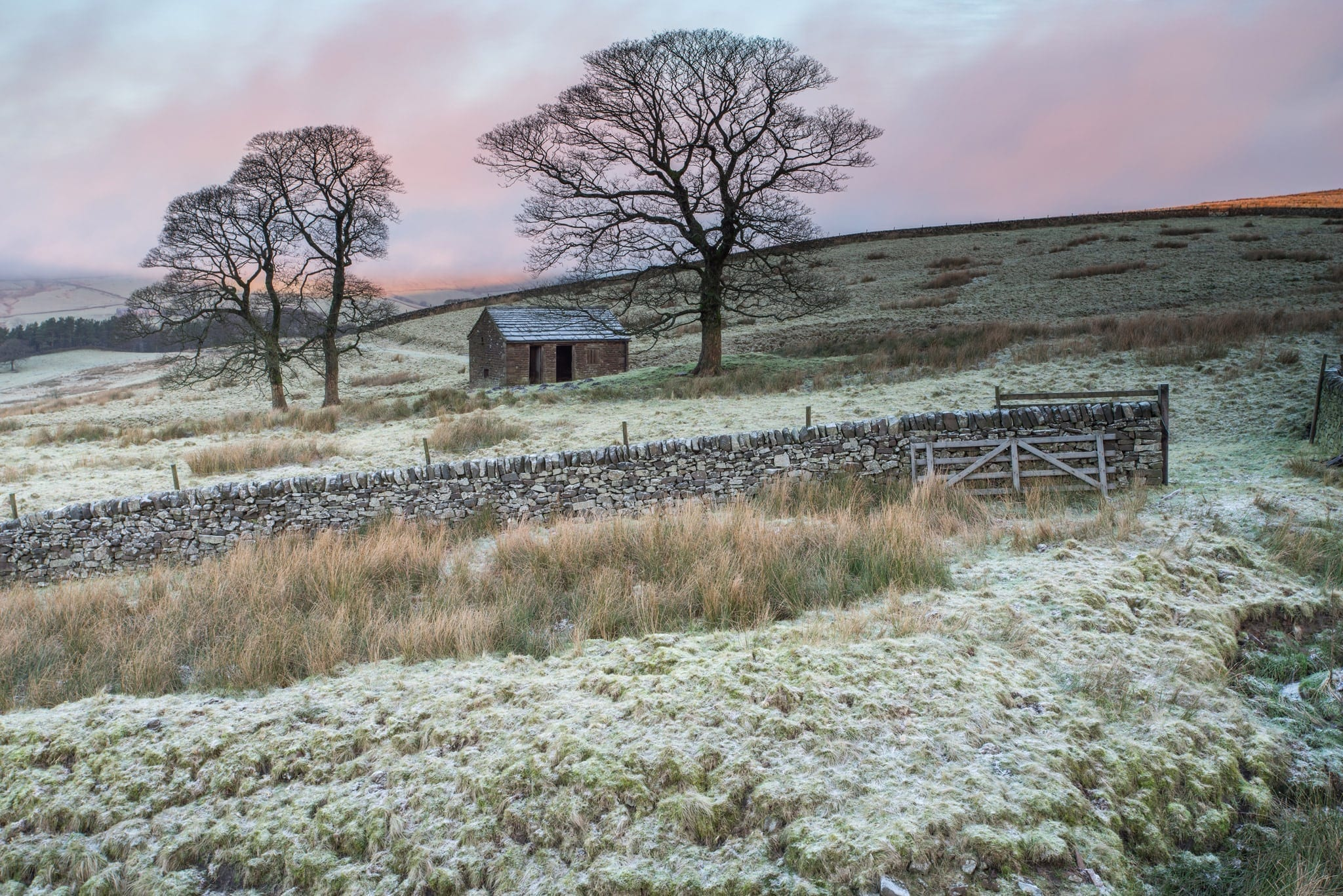 Wildboarclough Barn - Rugged South-West Peak Photography Workshop
