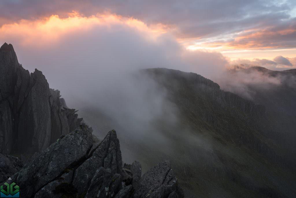 Castell y Gwynt to Y Gribbin - Snowdonia Photography