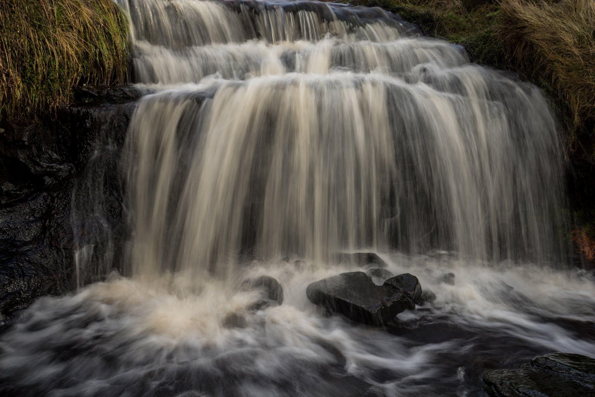 Dean Rocks Waterfall - Stunning Saddleworth Photography Workshop
