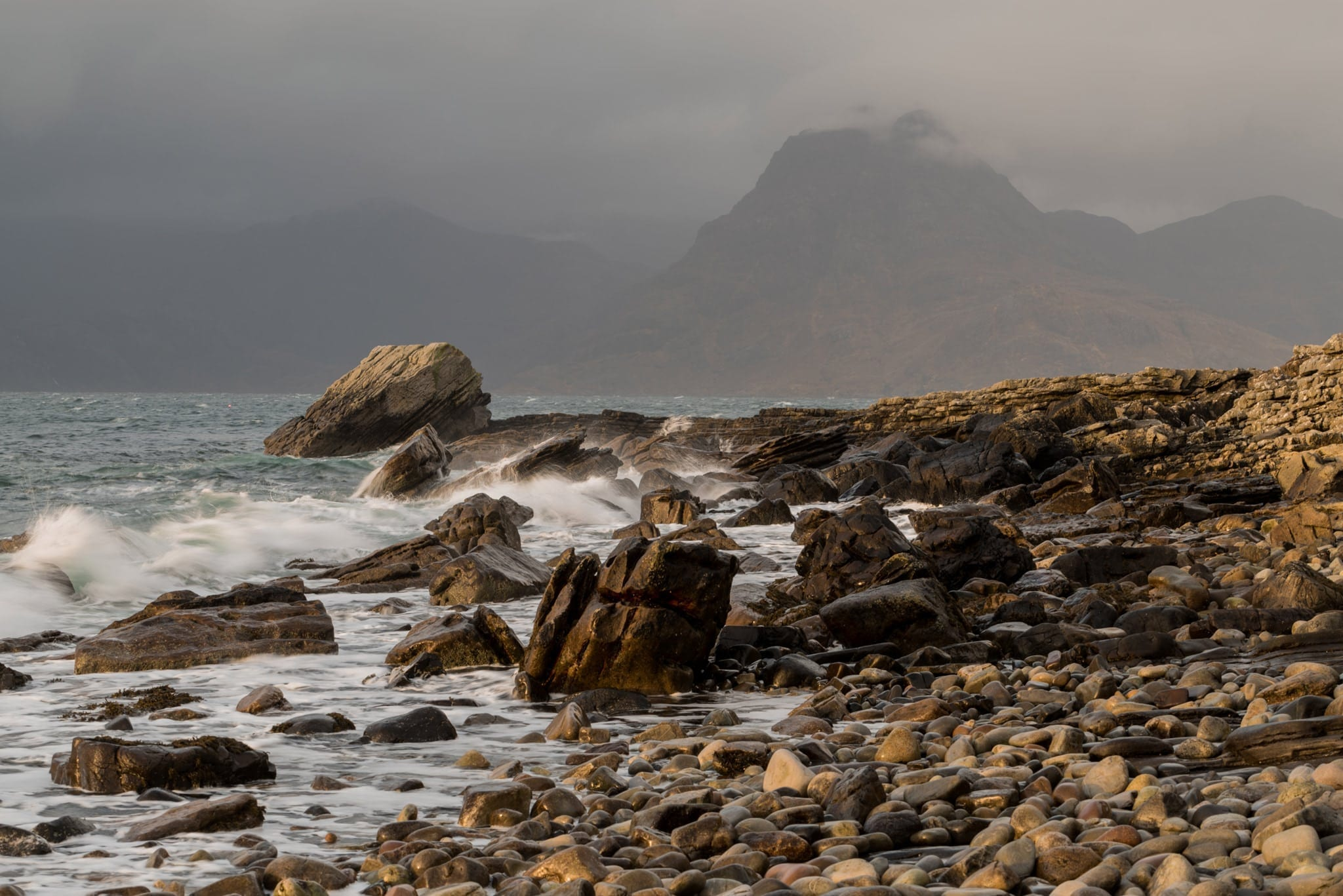 Elgol Storms- Isle of Skye Photography Workshop