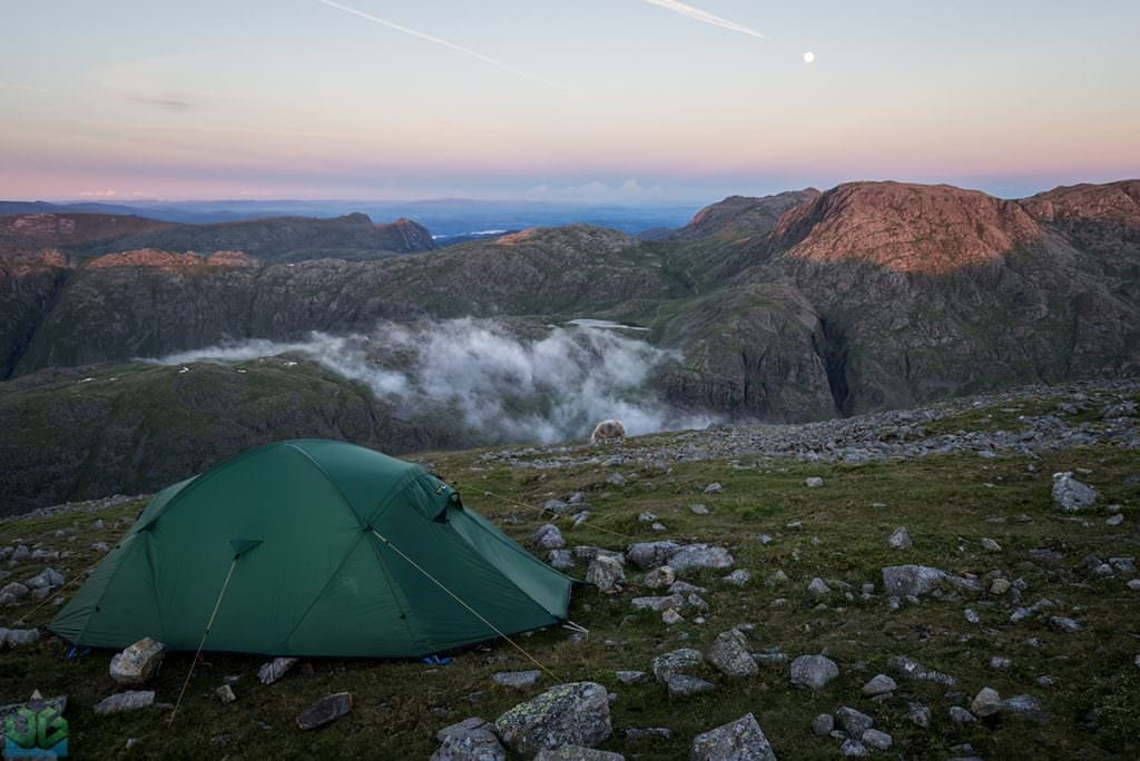 Great Gable Wild Camp - Lake District Photography Workshops