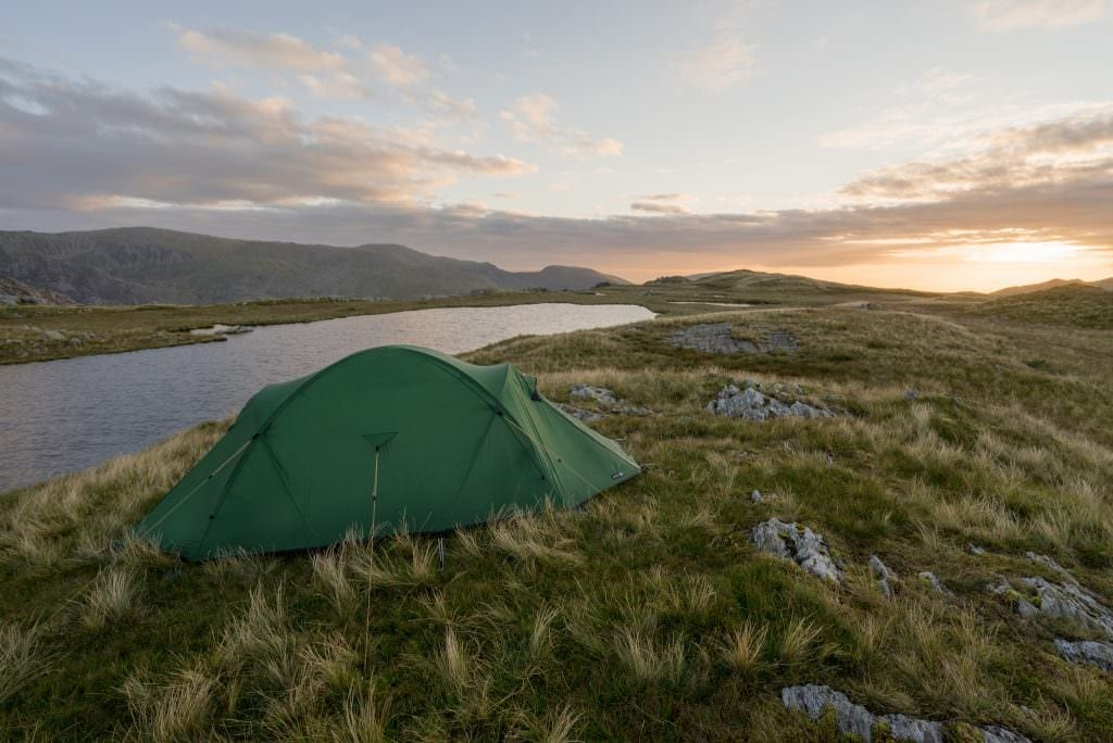 Llyn Y Caseg Fraith - Wild Camping Photography Workshop