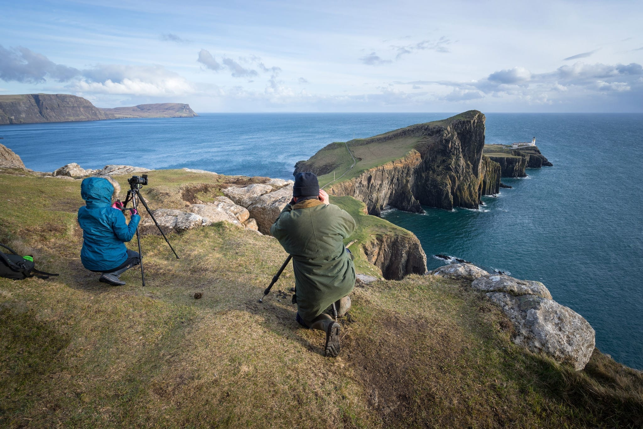 Neist Point - Isle of Skye Photography Workshop