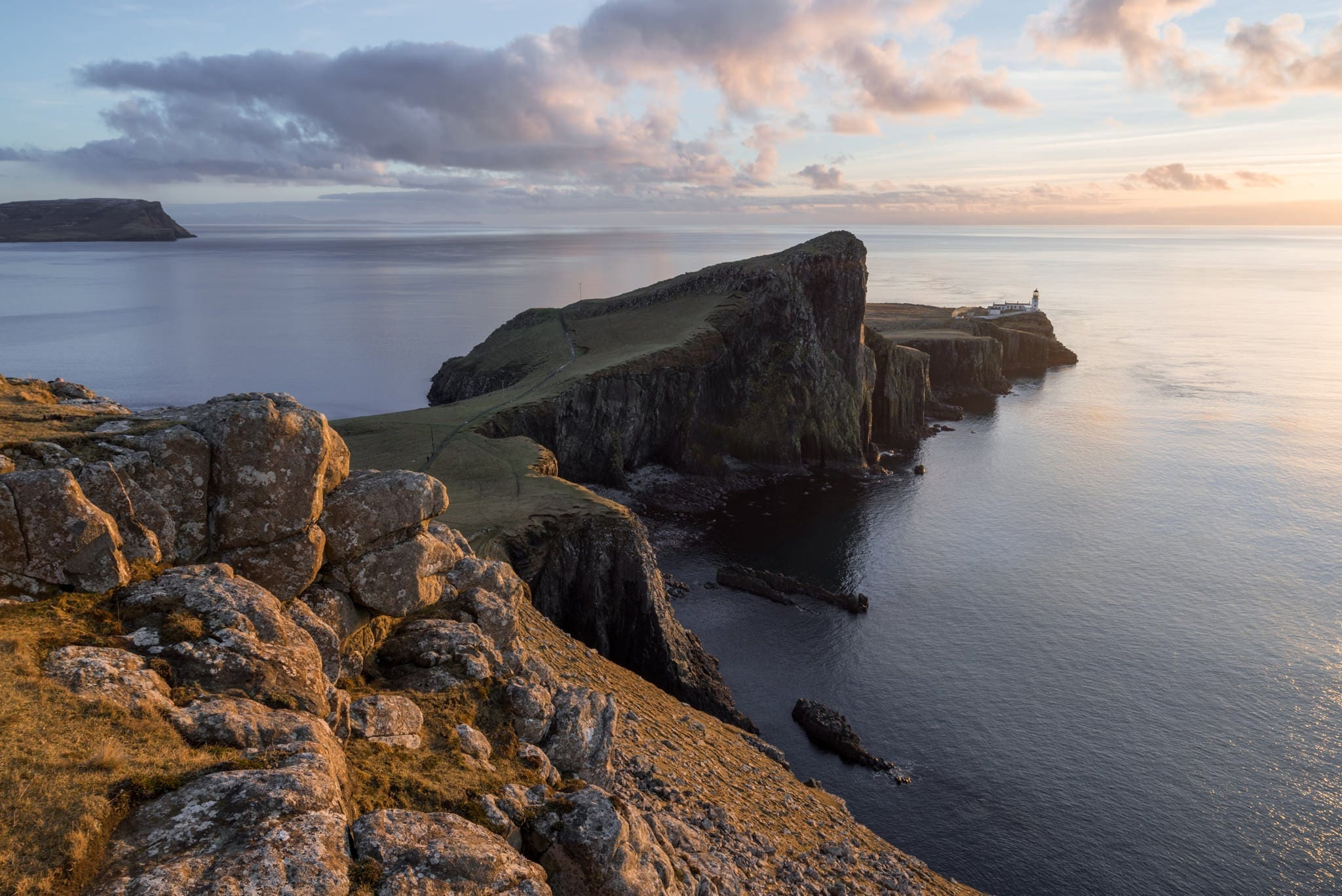 Neist Point Sunset - Isle of Skye Photography Workshop