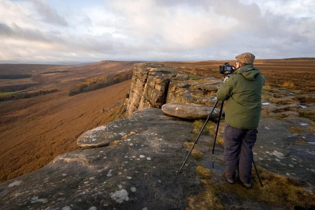 Peak District Photography Workshop 1-2-1 - Stanage Edge