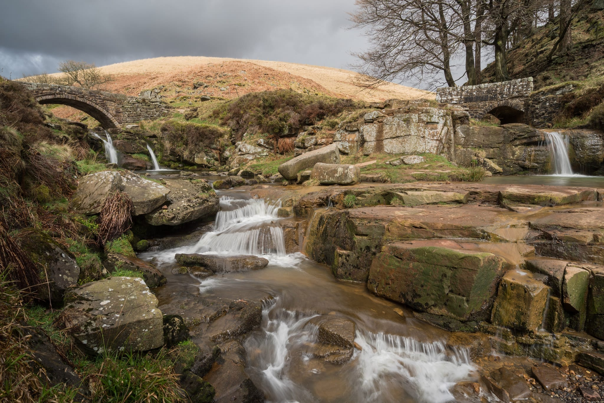 Three Shires Head - Rugged South-West Peak District Photography Workshop