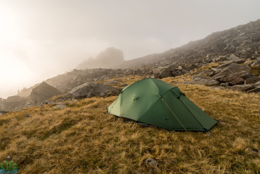 Wild Camping at Castell Y Gwynt - Snowdonia Photography