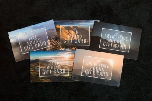 Gift Vouchers for Photography Workshops