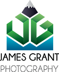 James Grant Photography Retina Logo
