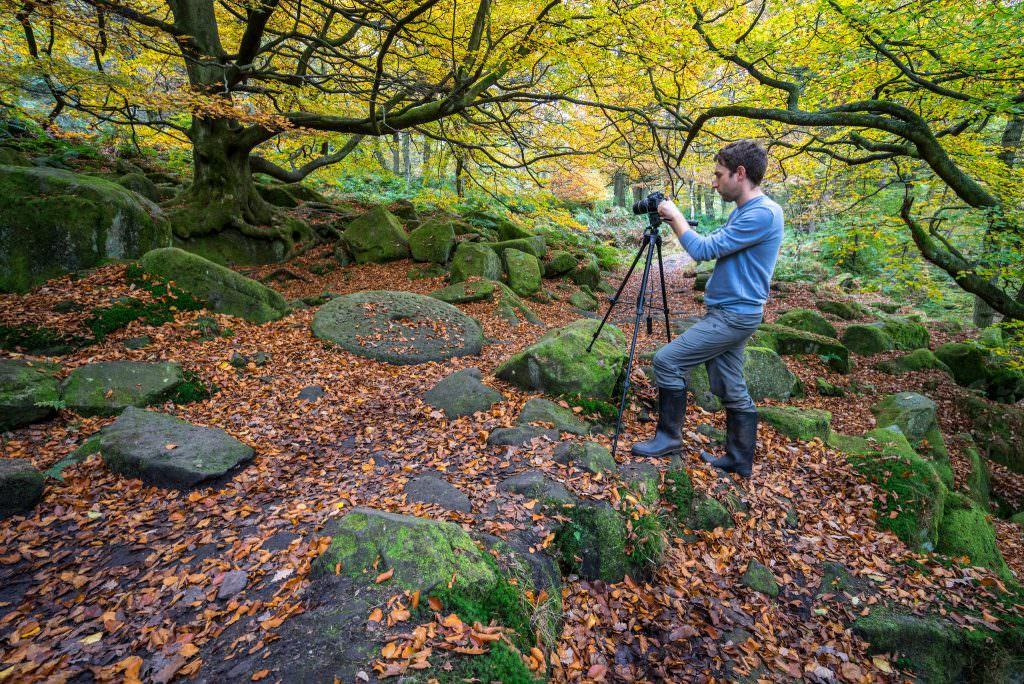 Padley Gorge Photography Workshop