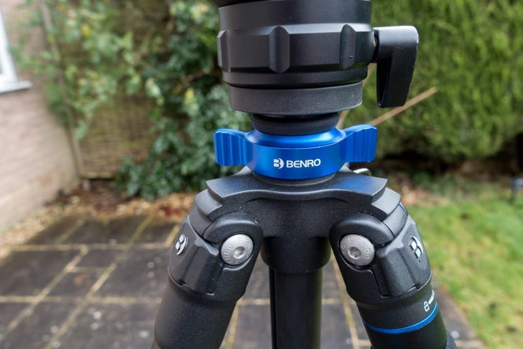 Benro TMA27C Review